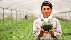 Hiroichi Kimura, agricoltore