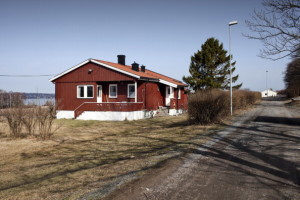 "BASTOY ISLAND, HORTEN, NORWAY - APRIL 11:  A wooden cottage where the inmates live is seen in Bastoy Prison on April 11, 2011 in Bastoy Island, Horten, Norway. Bastoy Prison is a minimum security prison located on Bastoy Island, Norway, about 75 kilometers (46 mi) south of Oslo. The facility is located on a 2.6 square kilometer (1 sq mi) island and hosts 115 inmates. Arne Kvernvik Nilsen, governor of the prison, leads a staff of about 70 prison employees. Of this staff, only five employees remain on the island overnight.  Once a prison colony for young boys, the facility now is trying to become ""the first eco-human prison in the world."" Inmates are housed in wooden cottages and work the prison farm. During their free time, inmates have access to horseback riding, fishing, tennis, and cross-country skiing. (Photo by Marco Di Lauro/Reportage by Getty Images)"
